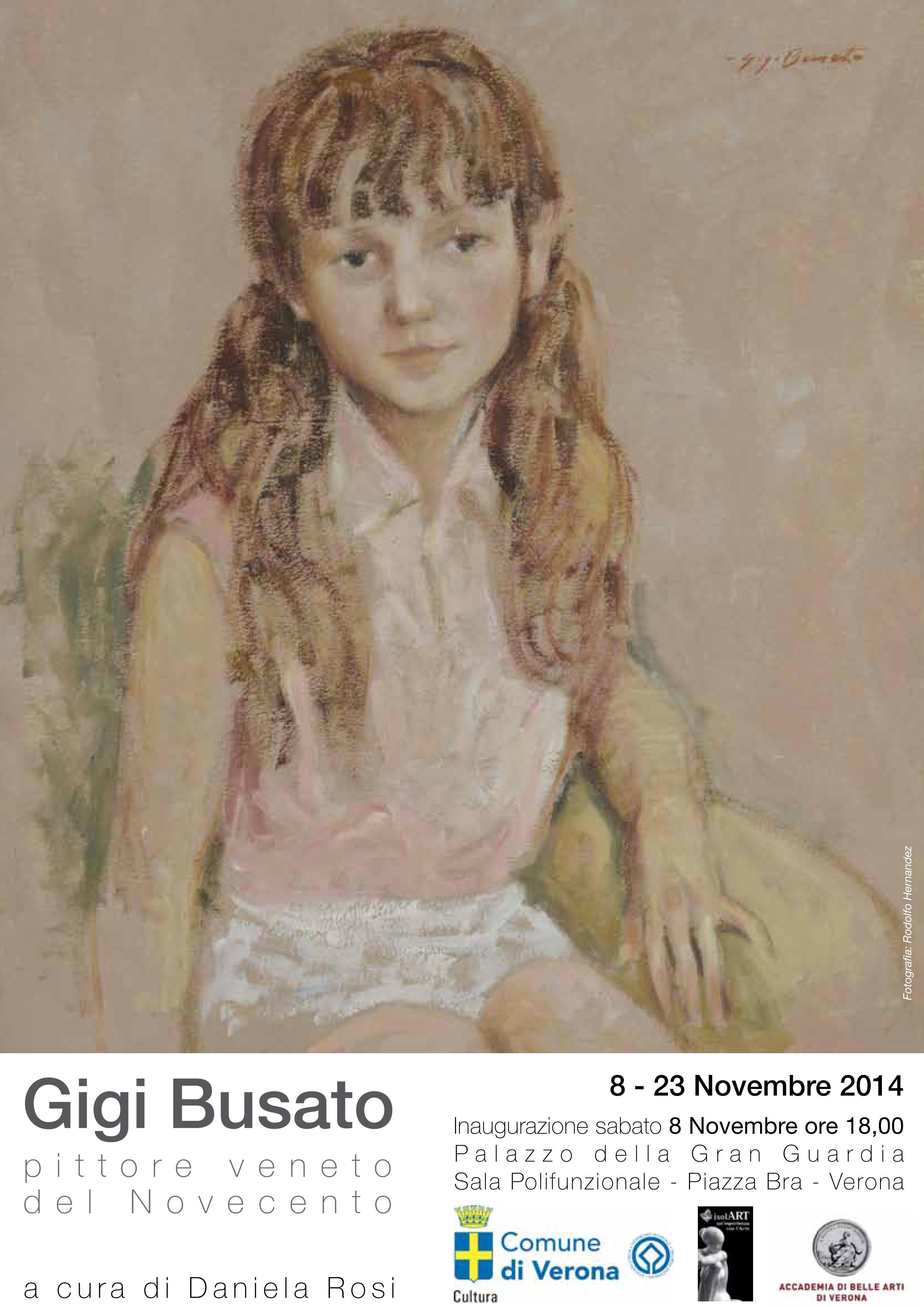 Mostra antologica Gigi Busato